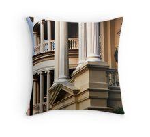Porcher-Simonds House, Porticos Throw Pillow