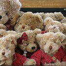 Crowd of Bears by Edward Denyer