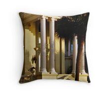 Porcher-Simonds House, Sunrise Throw Pillow