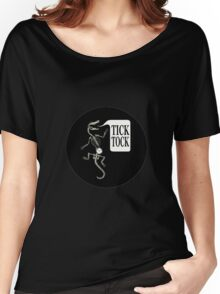 Tick Tock Croc Women's Relaxed Fit T-Shirt