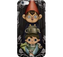 Over the Garden Wall. iPhone Case/Skin