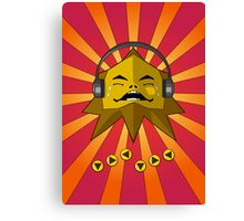 Hot Goron Beats: Redux Canvas Print