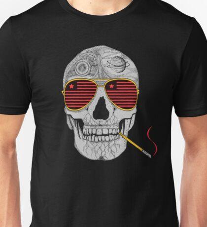 GONZO SKULL Unisex T-Shirt