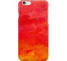 Last sunset iPhone Case/Skin