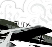 FW190 D Sticker