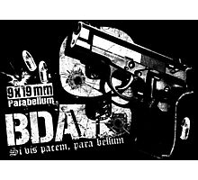 BDA 9 Photographic Print