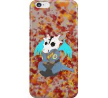 Chibi Pyro Blu iPhone Case/Skin