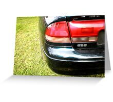 Mazda 626 Greeting Card