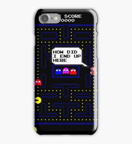 Wrong Turn (clean version) iPhone Case/Skin