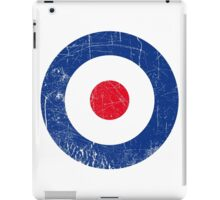 Cocarde RAF UK iPad Case/Skin