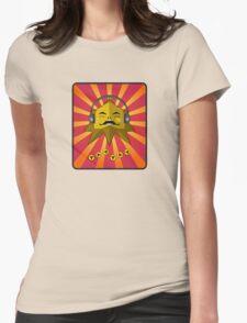 Hot Goron Beats: Redux Womens Fitted T-Shirt