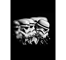 Stormtrooper distracted Photographic Print