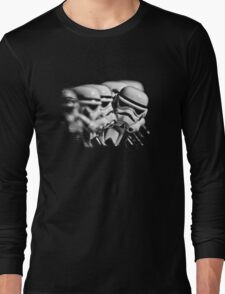 Stormtrooper distracted Long Sleeve T-Shirt
