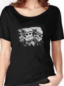 Stormtrooper distracted Women's Relaxed Fit T-Shirt