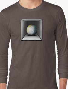Globe in a box - seriously! Long Sleeve T-Shirt