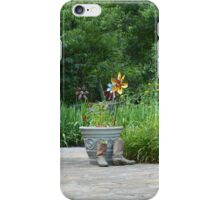 cowgirl boots iPhone Case/Skin