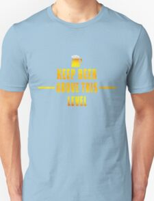 beer level T-Shirt