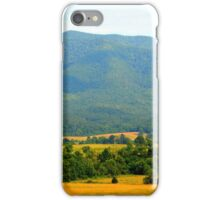 the great smoky mountains iPhone Case/Skin