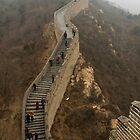 The Great Wall Of China At Badaling - 8 ©  by © Hany G. Jadaa © Prince John Photography