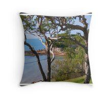 Redcliffe series 1 Throw Pillow