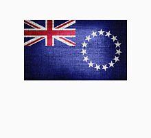 Cook Islands Flag Unisex T-Shirt