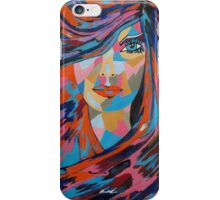 Psychedelic Jane iPhone Case/Skin