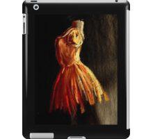 ballet figure iPad Case/Skin