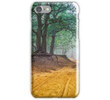 Making Tracks iPhone Case/Skin
