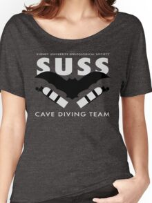 SUSS Cave Diving Team Women's Relaxed Fit T-Shirt