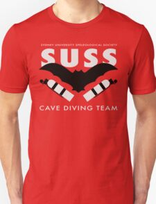 SUSS Cave Diving Team Unisex T-Shirt