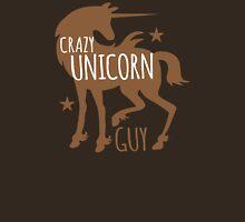 Crazy unicorn guy Unisex T-Shirt