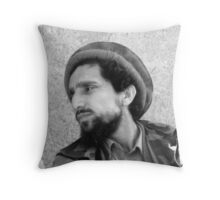 FREEDOM FIGHTER Throw Pillow