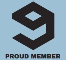 9gag proud member by byzmo