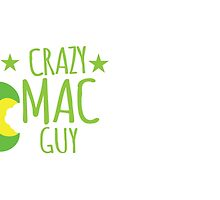 Crazy Mac guy by jazzydevil
