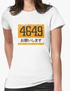 Yoroshiku (4649) Onegai Shimasse Womens Fitted T-Shirt