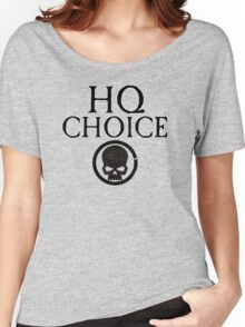 HQ Choice - Force Org Collection Women's Relaxed Fit T-Shirt