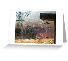 Redback Outback Greeting Card