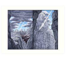 Dörfler 11A Art Print