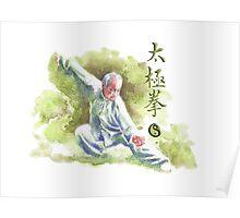 Tai Chi Chuan Poster