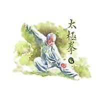 Tai Chi Chuan Photographic Print