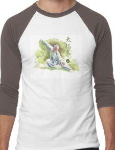 Tai Chi Chuan Men's Baseball ¾ T-Shirt