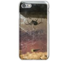 Redback Outback iPhone Case/Skin