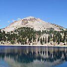 Mt Lassen Peak by flyfish70