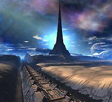 Penal Colony - Dalgash III by AlienVisitor
