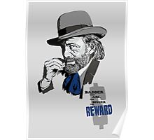 Dr King Schultz - Django Unchained Poster