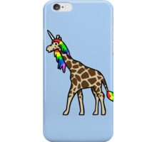 Girafficorn iPhone Case/Skin