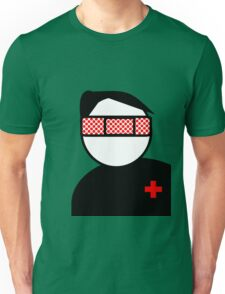 Bandaid boy Unisex T-Shirt
