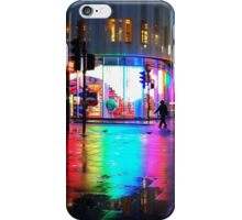 Leicester Square Rainbow Reflections iPhone Case/Skin