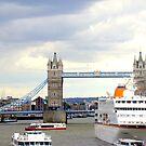Tower Bridge Activity by Jennifer Darrow