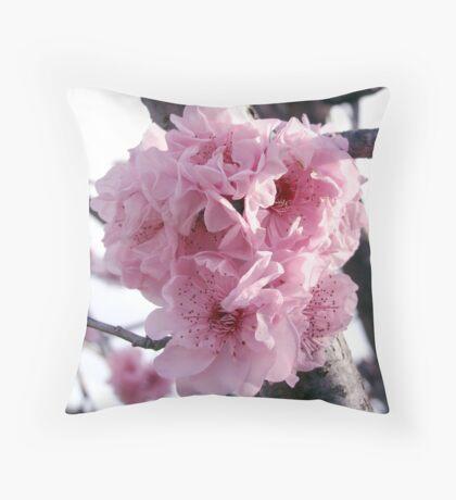 Pink Promise Throw Pillow